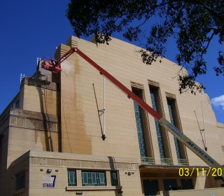 sydney exterior house cleaning