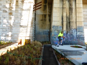 graffiti removal sydney
