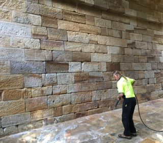 High pressure cleaning hire Sydney