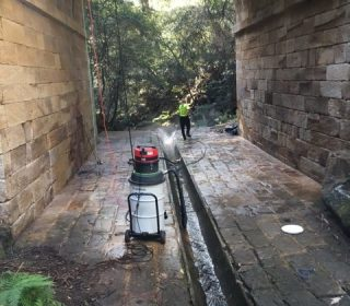 Sandstone cleaning Sydney Specialists