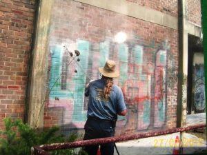 Paint stripping Heritage Sydney